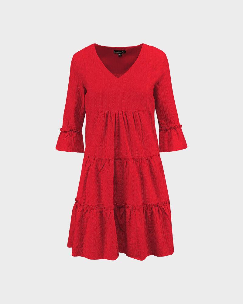 Sukienka Smashed Lemon 21179_450 czerwony - fot:1