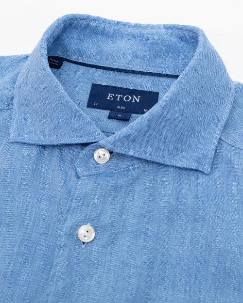 Koszula Eton 1000_02097_24 niebieski