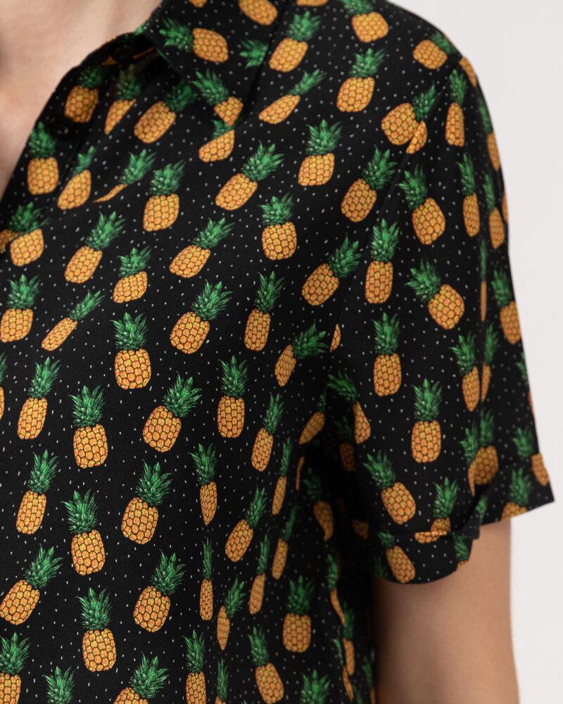 Bluzka Smashed Lemon 21087_999-998 czarny - fot:3