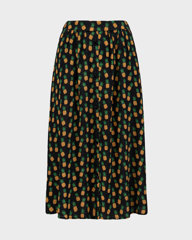 Spódnica Smashed Lemon 21089_999-998 czarny - fot:1