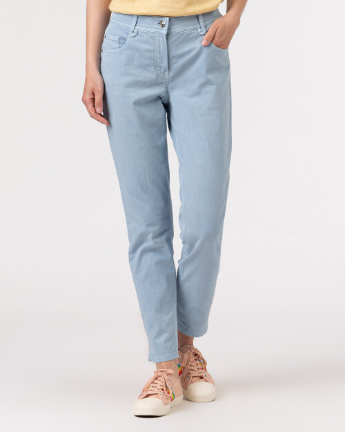 Spodnie Atelier Gardeur ZURI115 80701_63 niebieski