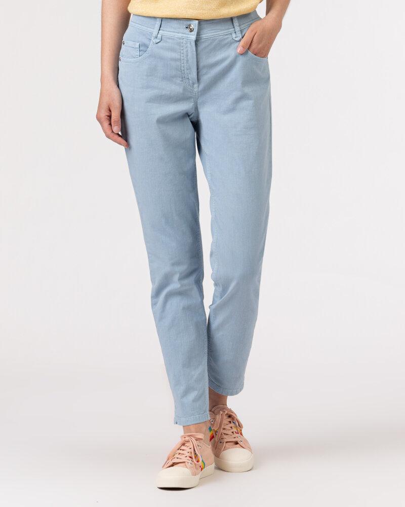 Spodnie Atelier Gardeur ZURI115 80701_63 niebieski - fot:2