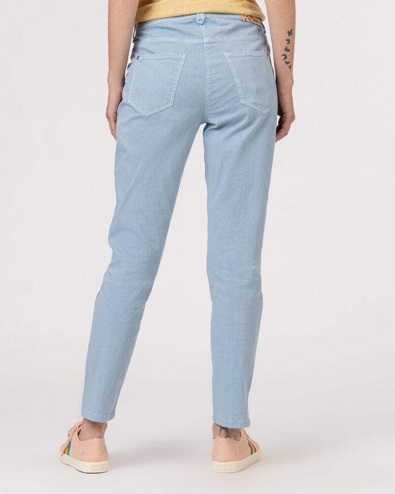 Spodnie Atelier Gardeur ZURI115 80701_63 niebieski - fot:4