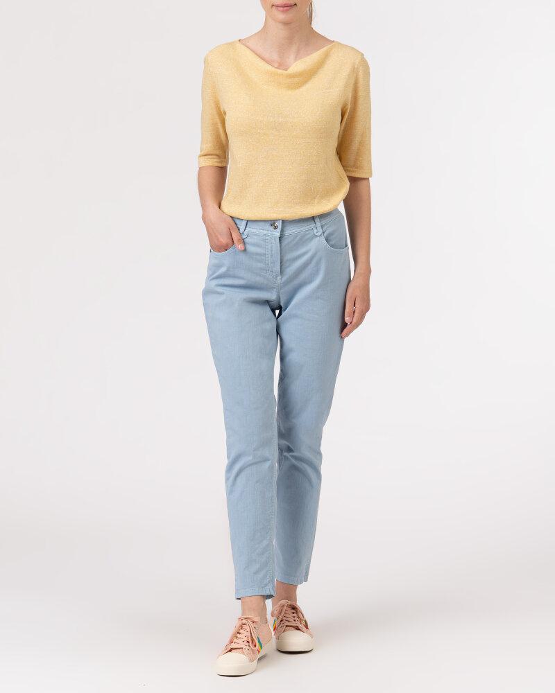Spodnie Atelier Gardeur ZURI115 80701_63 niebieski - fot:5