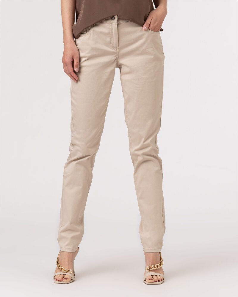 Spodnie Atelier Gardeur ZURI90 601021_12 beżowy - fot:2