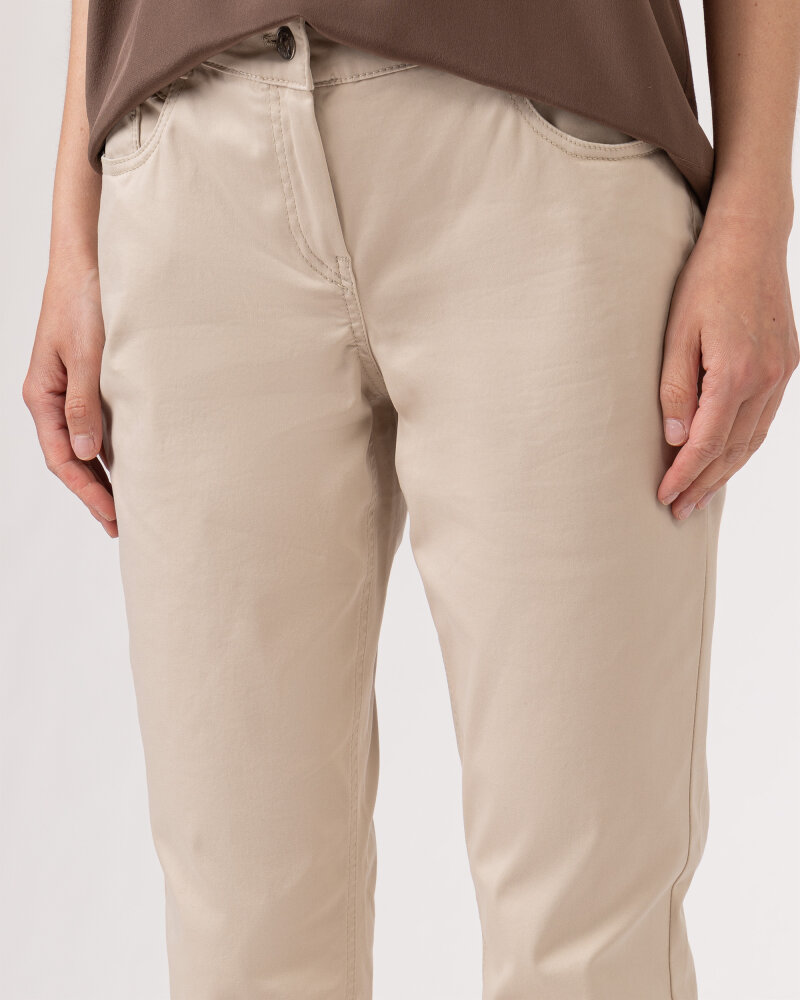 Spodnie Atelier Gardeur ZURI90 601021_12 beżowy - fot:3