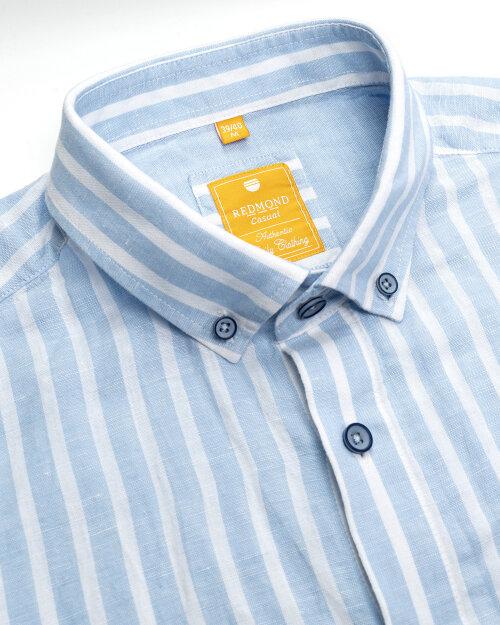 Koszula Redmond 211290990_10 błękitny