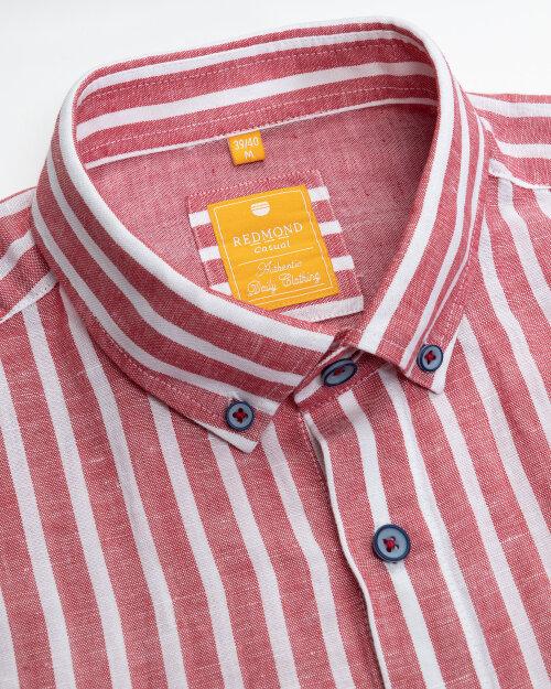 Koszula Redmond 211290990_50 czerwony