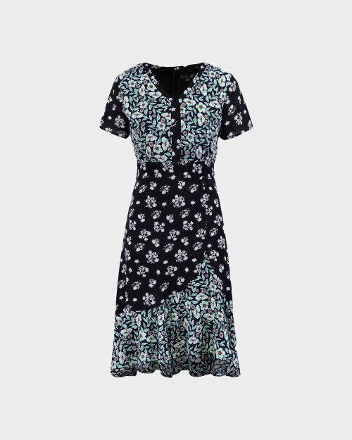 Sukienka Smashed Lemon 21055_999-998 czarny
