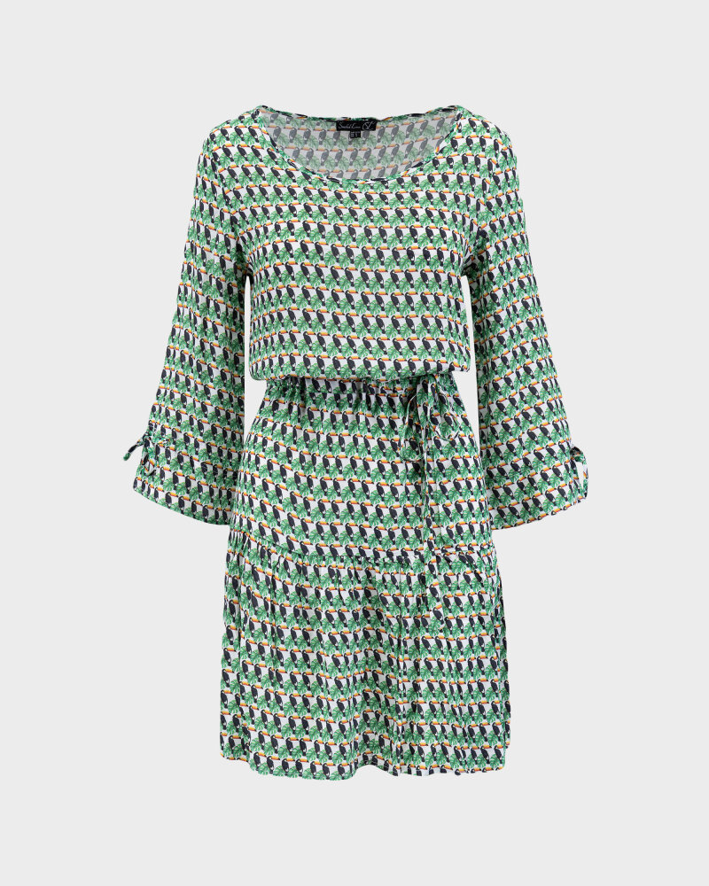 Sukienka Smashed Lemon 21090_000-998 zielony - fot:1
