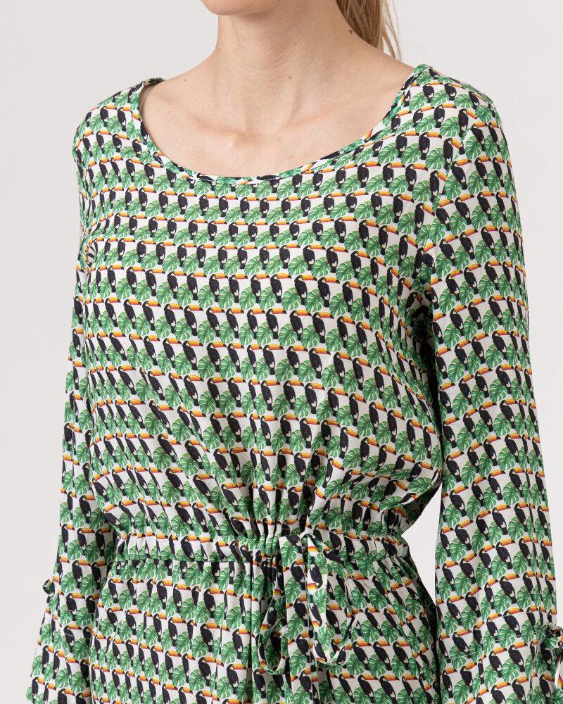Sukienka Smashed Lemon 21090_000-998 zielony - fot:3