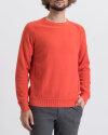 Sweter Lerros 2975011_343 pomarańczowy