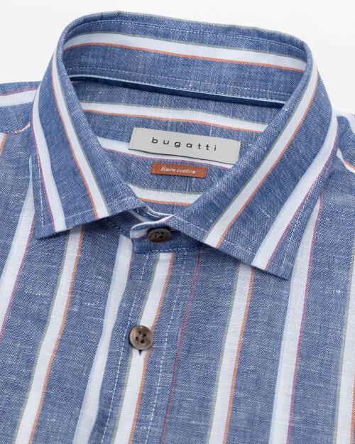 Koszula Bugatti 78551_1 9150_370 granatowy