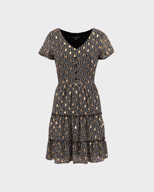 Sukienka Smashed Lemon 21020_009 czarny