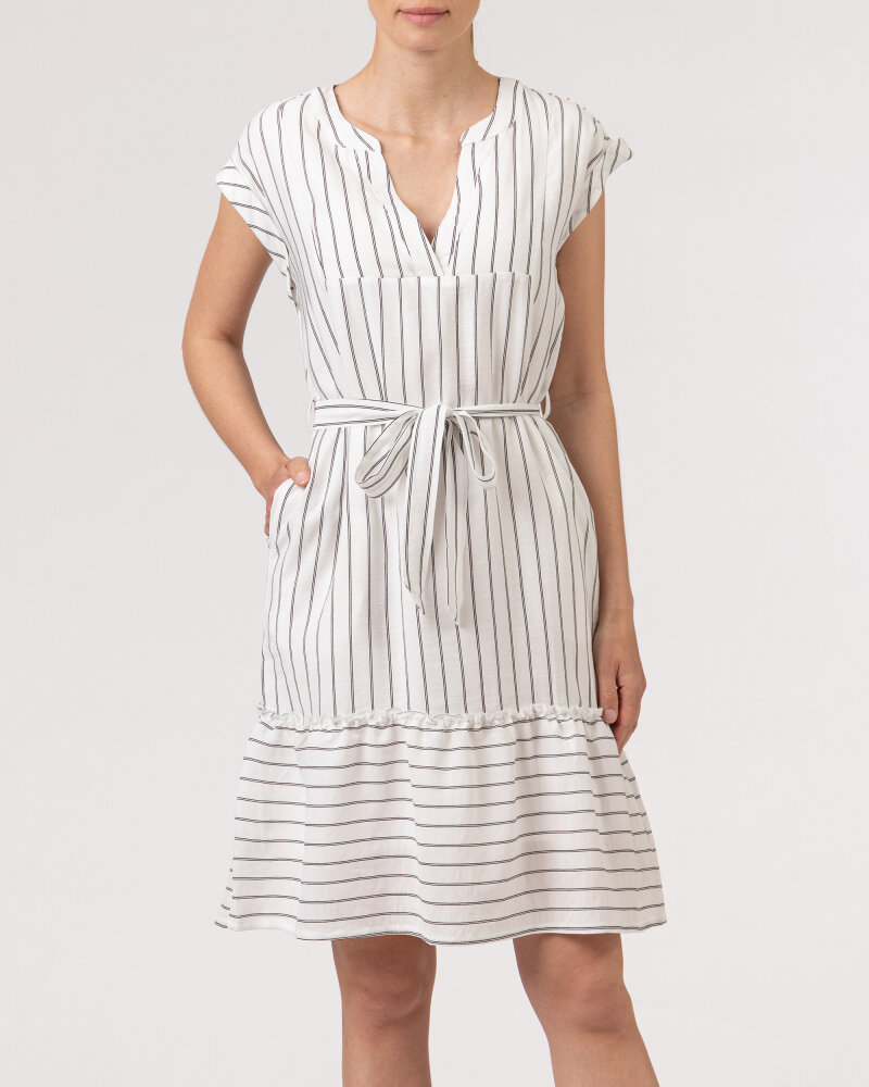 Sukienka Smashed Lemon 21163_009 biały - fot:2