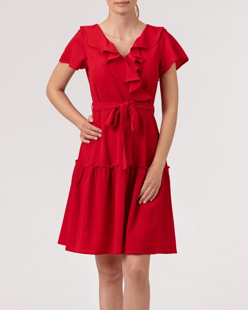 Sukienka Smashed Lemon 21182_450 czerwony - fot:2