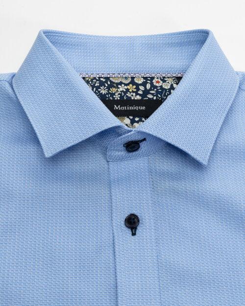 Koszula Matinique 30205389_154030 niebieski