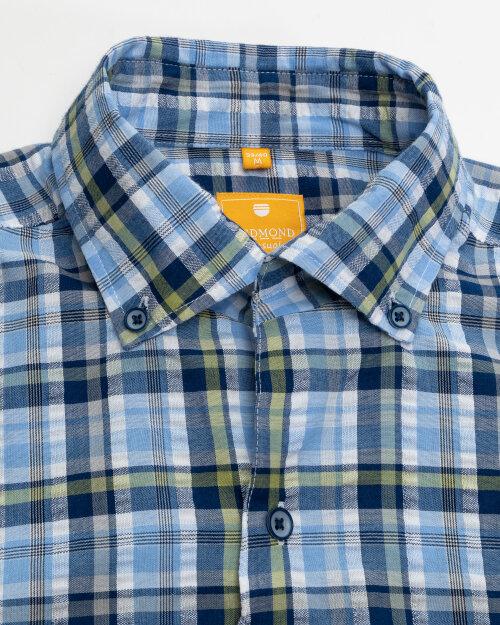 Koszula Redmond 211270990_10 niebieski