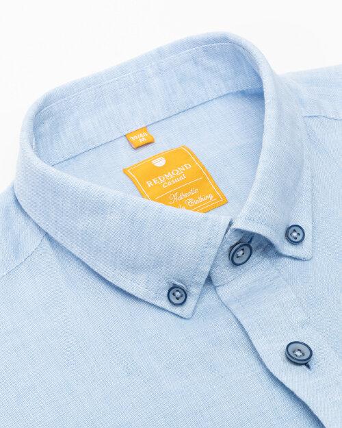 Koszula Redmond 211280110_10 błękitny