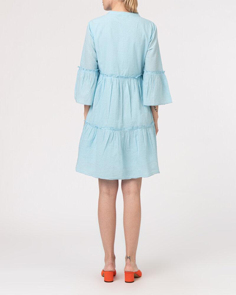 Sukienka Smashed Lemon 21226_600 błękitny - fot:4
