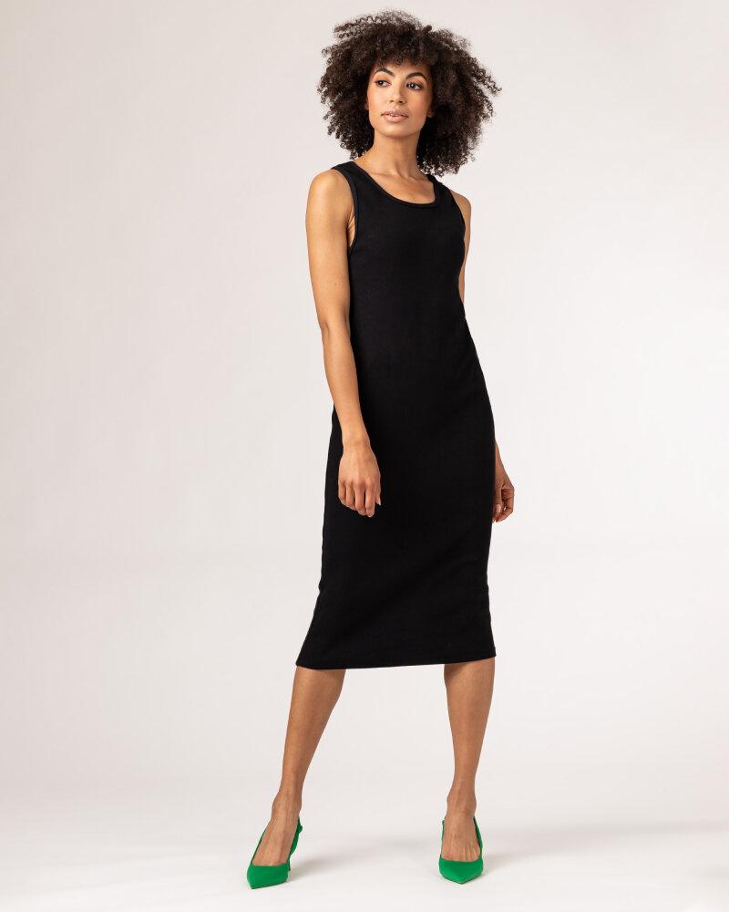 Sukienka Fraternity WL21_VIKI_BLACK czarny - fot:7