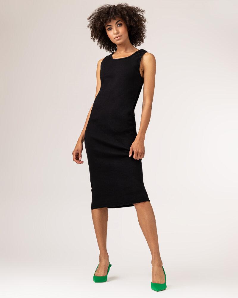 Sukienka Fraternity WL21_VIKI_BLACK czarny - fot:2