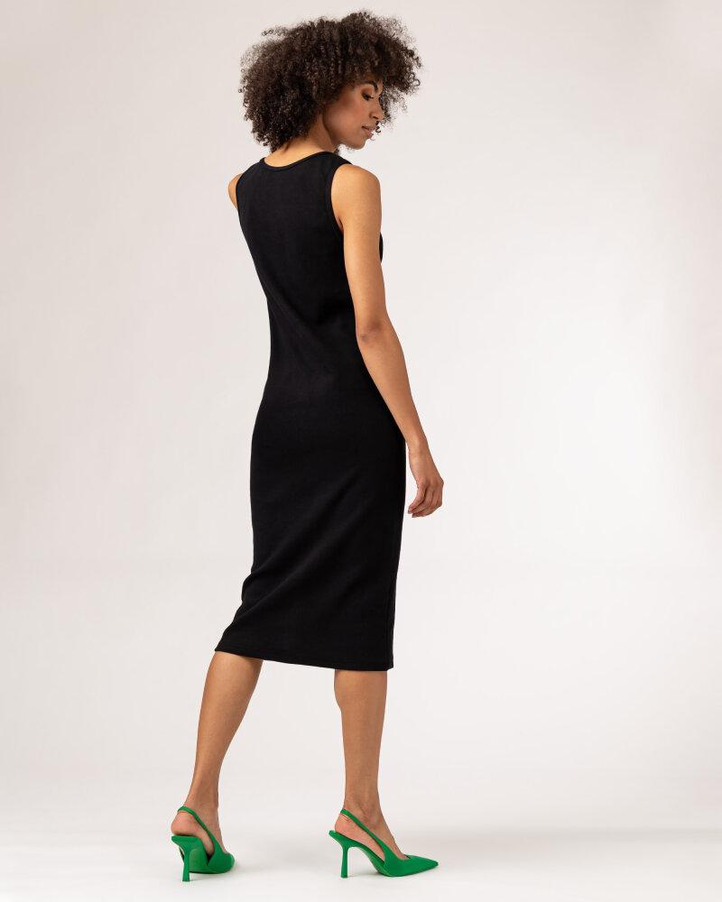 Sukienka Fraternity WL21_VIKI_BLACK czarny - fot:4