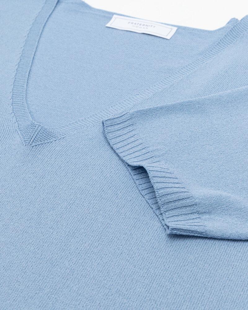 Bluzka Fraternity WL21_VICKY_BLUE niebieski - fot:6