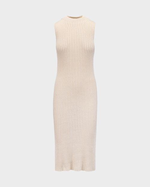 Sukienka Fraternity WL21_TIFFANY_NATURAL kremowy
