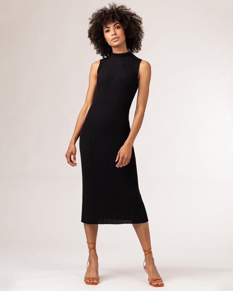 Sukienka Fraternity WL21_TIFFANY_BLACK czarny - fot:2