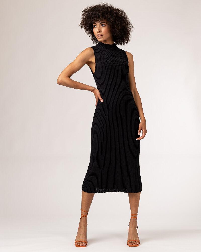 Sukienka Fraternity WL21_TIFFANY_BLACK czarny - fot:8