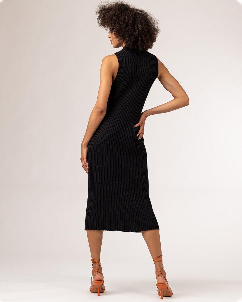 Sukienka Fraternity WL21_TIFFANY_BLACK czarny - fot:4
