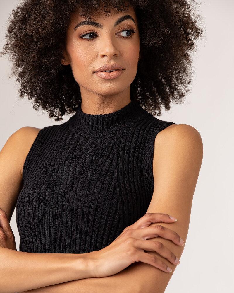Sukienka Fraternity WL21_TIFFANY_BLACK czarny - fot:5