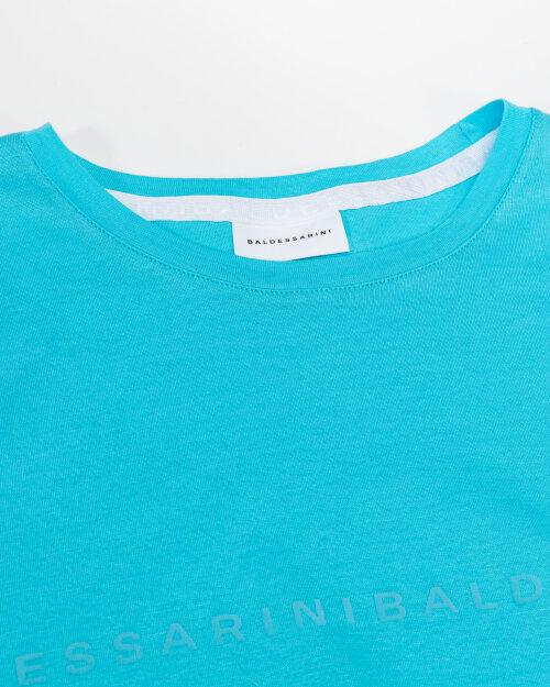 T-Shirt Baldessarini 5015_20009_6007 niebieski