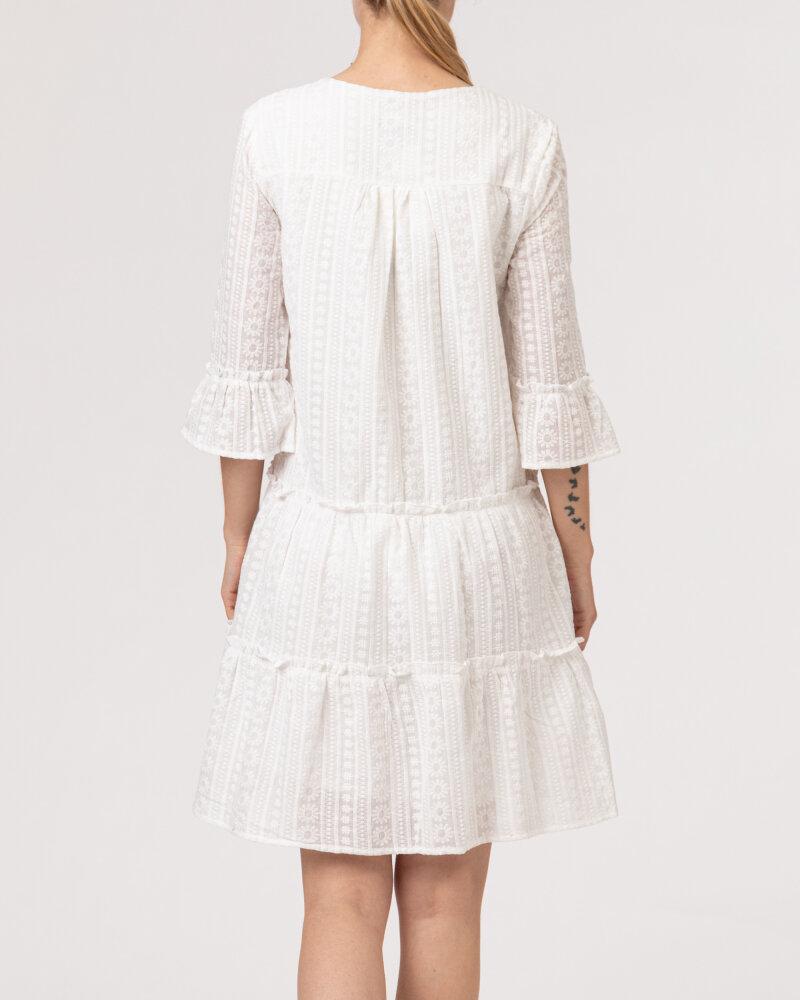Sukienka Smashed Lemon 21179_000 biały - fot:4