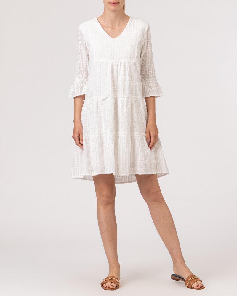 Sukienka Smashed Lemon 21179_000 biały - fot:5