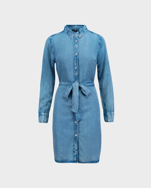 Sukienka Smashed Lemon 21219_825 niebieski