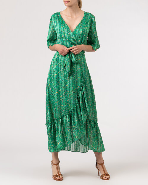 Sukienka Smashed Lemon 21058_530-998 zielony