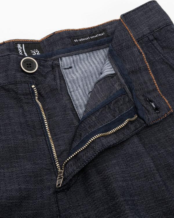 Spodnie Bomboogie PMDAD_CVF_20 granatowy