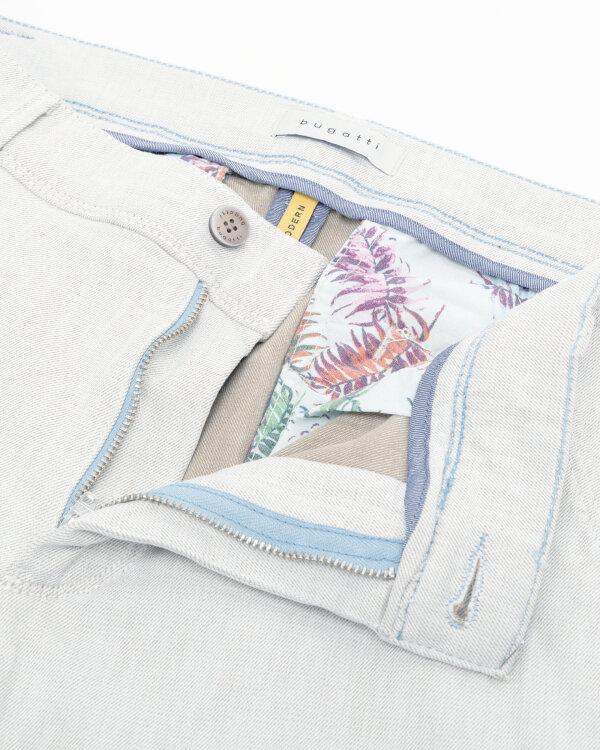 Spodnie Bugatti 76233_ 4969S_030 szary