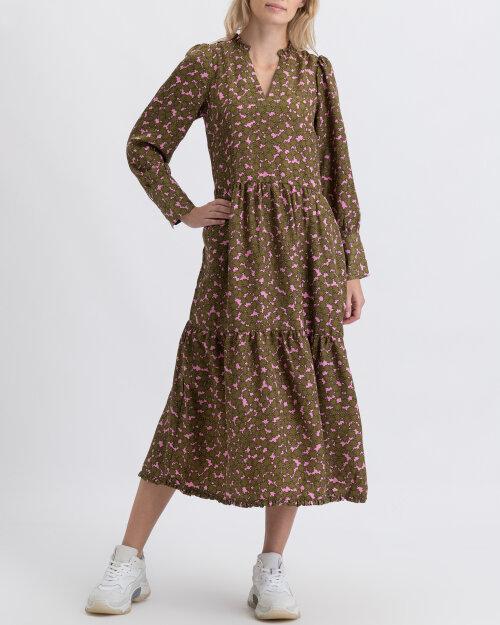 Sukienka Co'Couture 96125_43 zielony