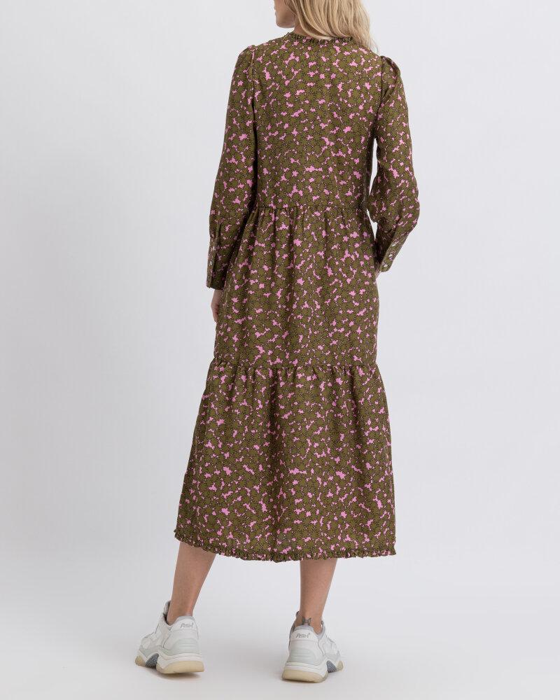 Sukienka Co'Couture 96125_43 zielony - fot:3