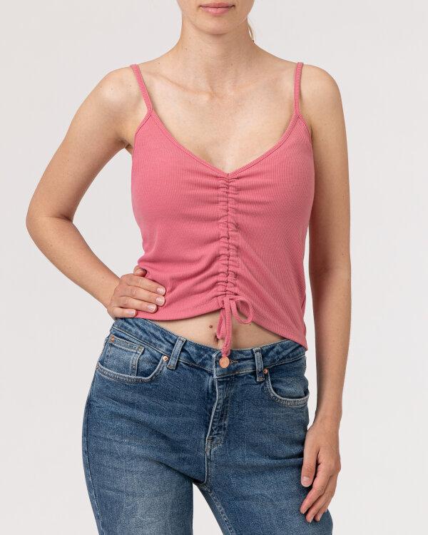 T-Shirt One More Story 101657_1227 różowy