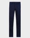 Spodnie Digel LAG_1111549_020 granatowy