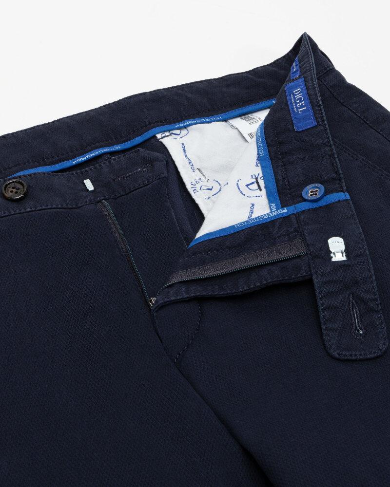 Spodnie Digel LAG_1111549_020 granatowy - fot:2
