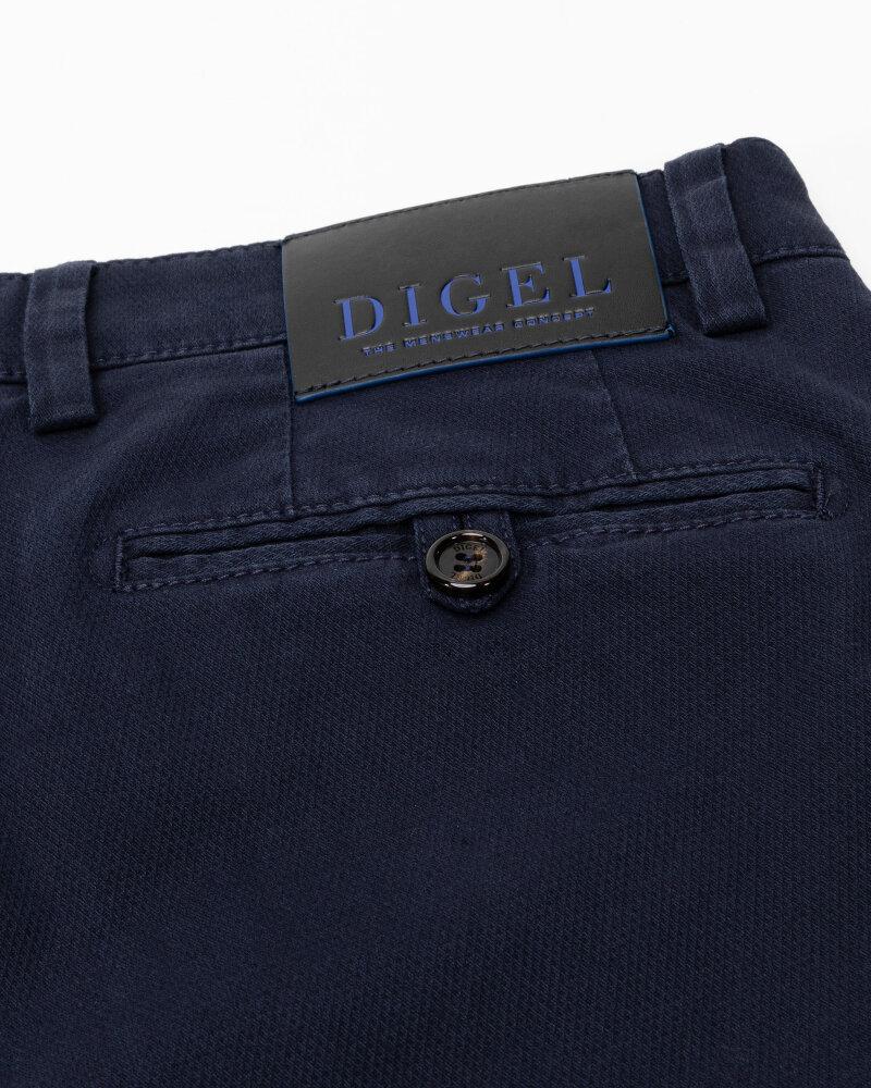 Spodnie Digel LAG_1111549_020 granatowy - fot:3