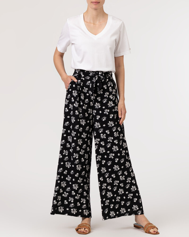 Spodnie Smashed Lemon 21057_009 czarny - fot:5