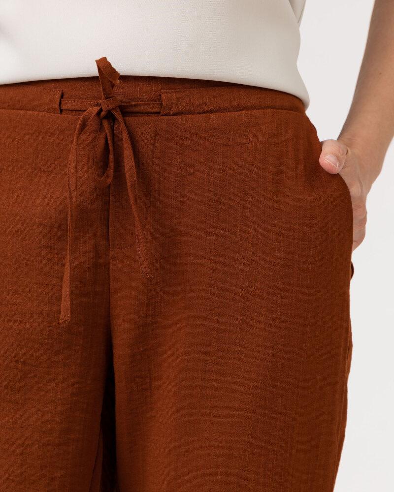 Spodnie Smashed Lemon 21174_740 brązowy - fot:3