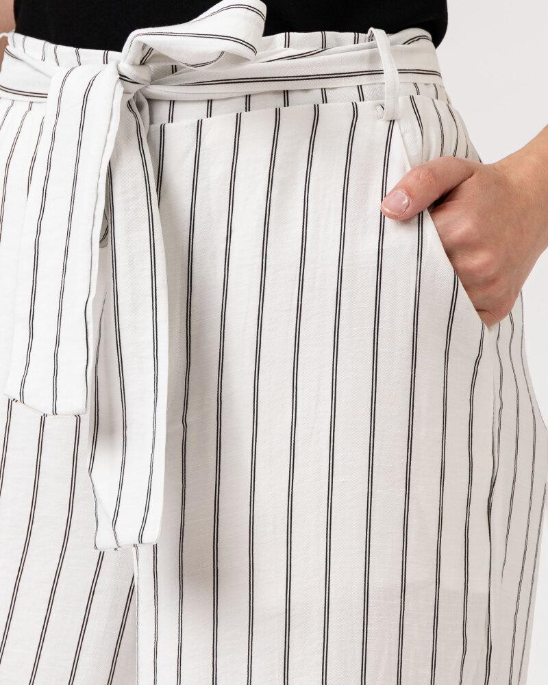 Spodnie Smashed Lemon 21162_009 biały - fot:3