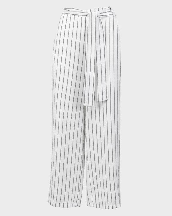 Spodnie Smashed Lemon 21162_009 biały